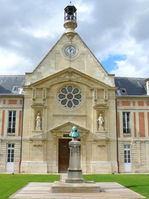 Chapelle de l'ancien hôpital Laennec