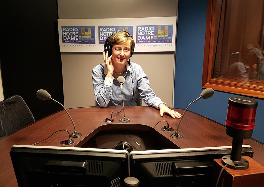 Claire de Castillane radio