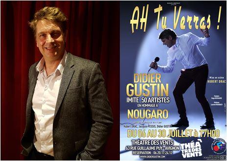 Portrait passion Didier Gustin