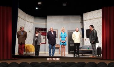 Un drôle de mariage pour tous Henri Guybet Théâtre Daunou