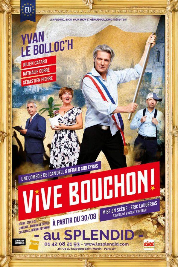Vive Bouchon affiche