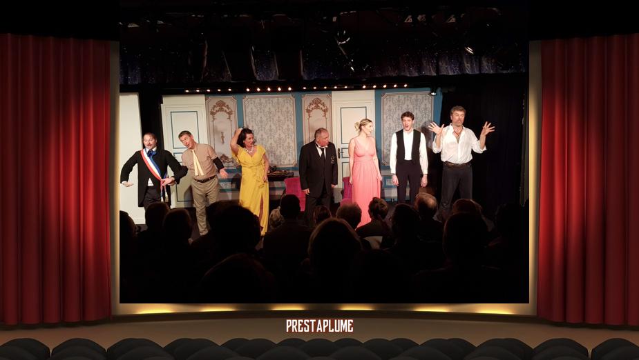 Une_Ciel, ma belle-Mère Théâtre Edgar