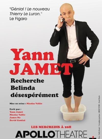 spectacle-yann-jamet-recherche-belinda-desesperement
