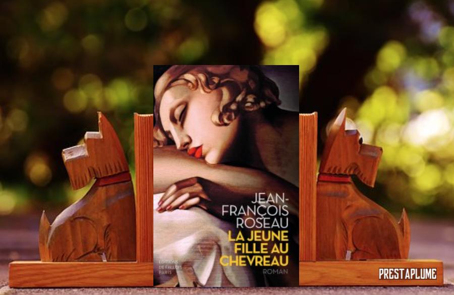 «La jeune fille au chevreau», de Jean-François Roseau